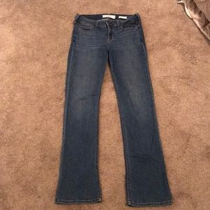 Hollister Low-rise Bootcut Jeans